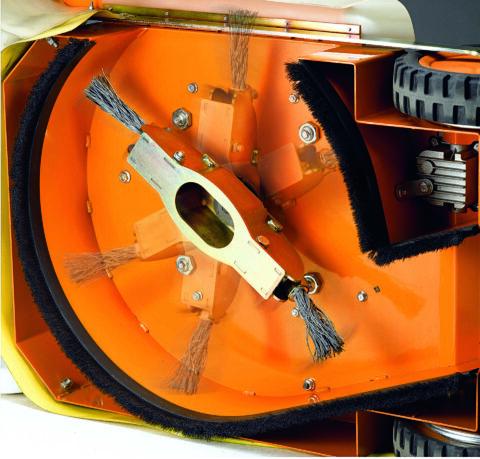 AS Motor AS 50 WeedHex Buerstensystem Print